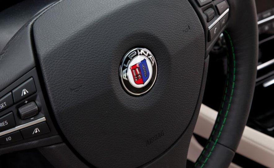 2011 BMW Alpina B7 xDrive - Slide 19