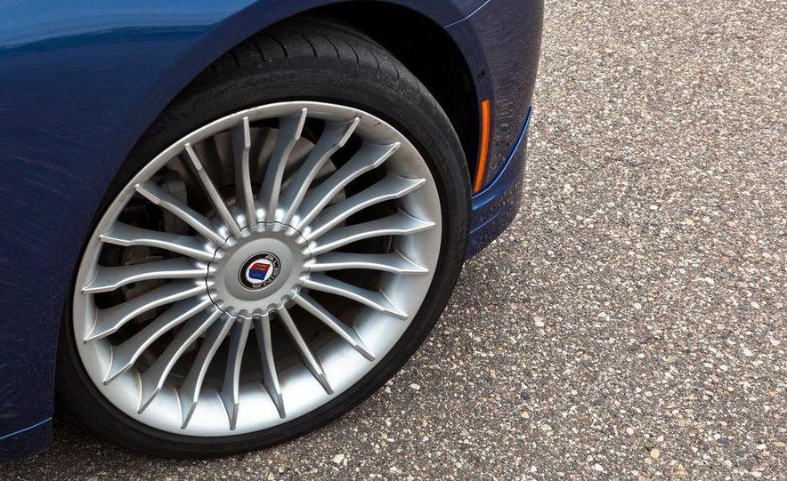 2011 BMW Alpina B7 xDrive - Slide 11