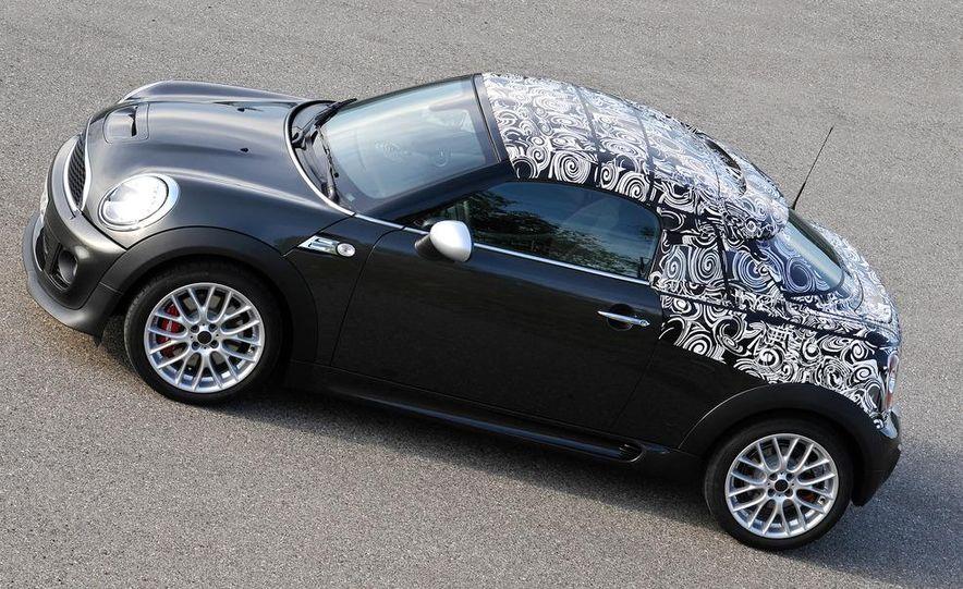 2012 Mini John Cooper Works Coupe - Slide 21