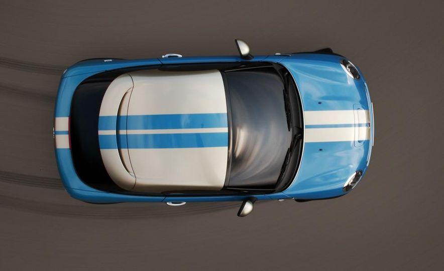2012 Mini John Cooper Works Coupe - Slide 43