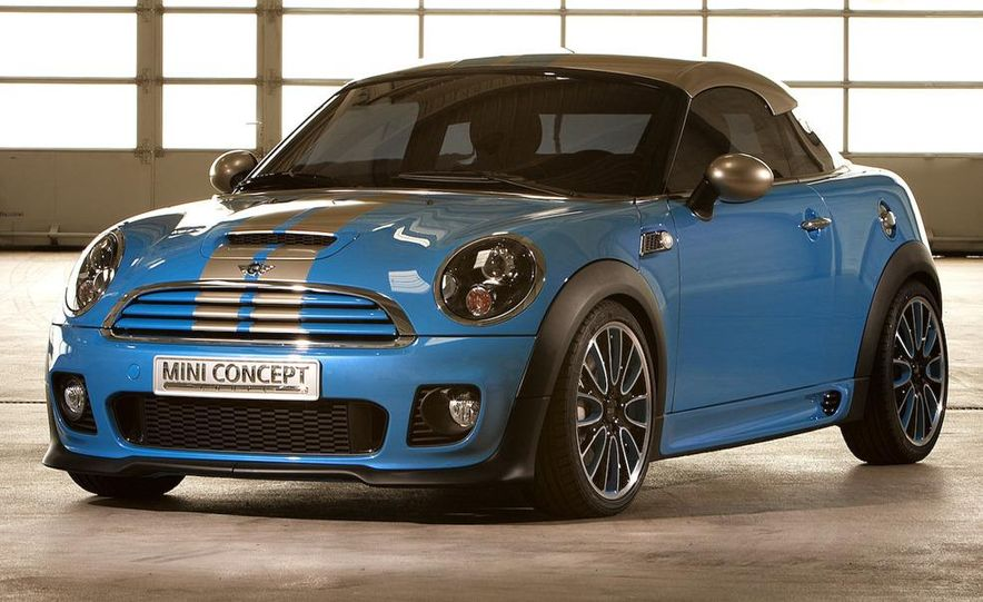2012 Mini John Cooper Works Coupe - Slide 46