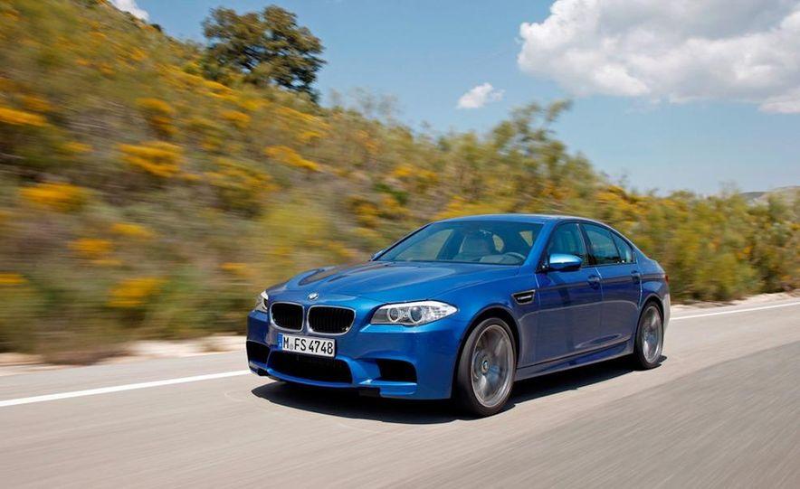 2012 BMW M5 - Slide 55