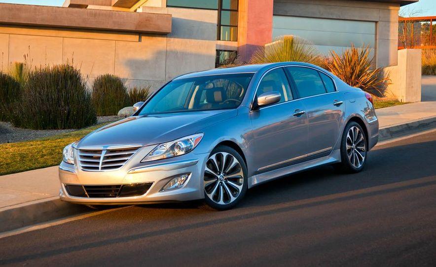 2012 Hyundai Genesis 3.8 - Slide 26