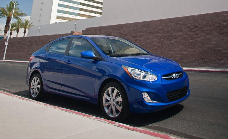 2012 Hyundai Accent hatchback and sedan - Slide 36