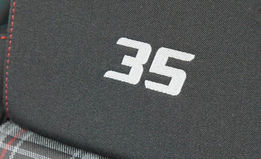 2012 Volkswagen GTI Edition 35 - Slide 12