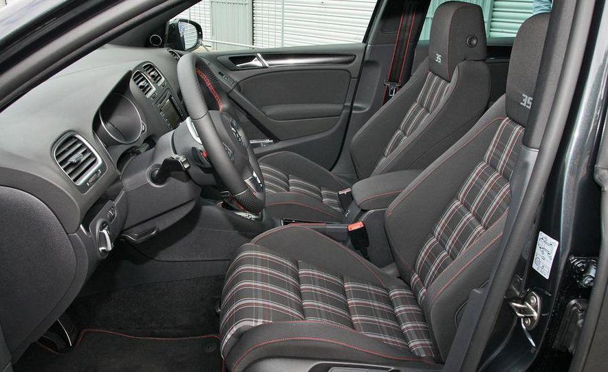 2012 Volkswagen GTI Edition 35 - Slide 14