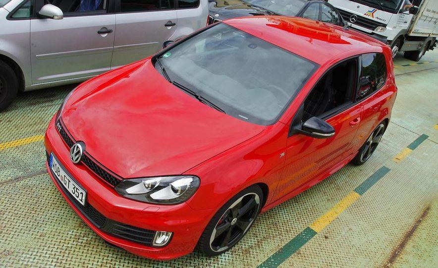 2012 Volkswagen GTI Edition 35 - Slide 1