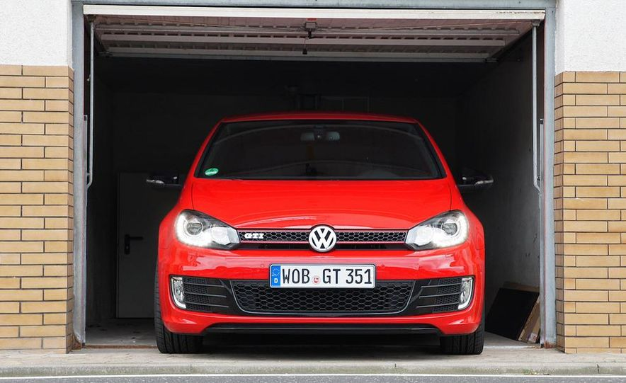 2012 Volkswagen GTI Edition 35 - Slide 2
