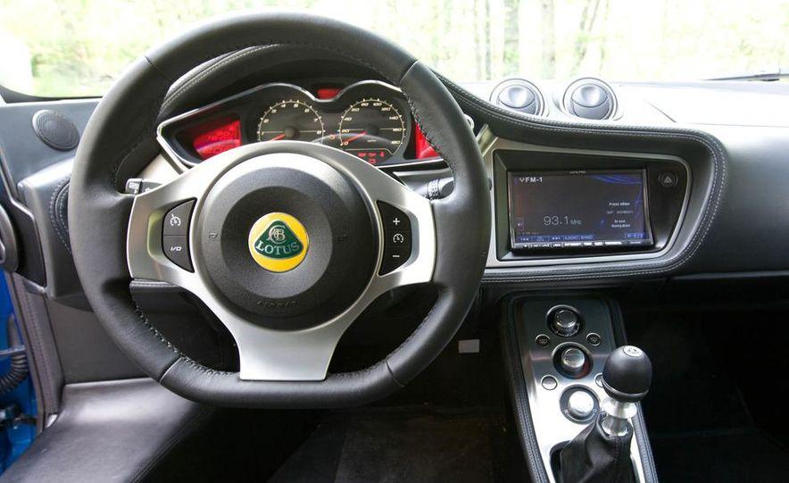 2011 Lotus Evora S - Slide 4