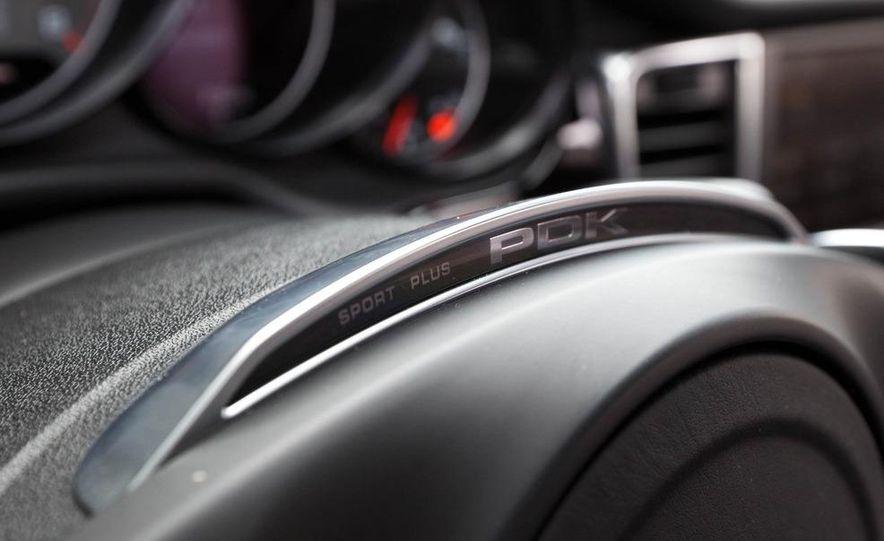 2011 Porsche Panamera 4S - Slide 16