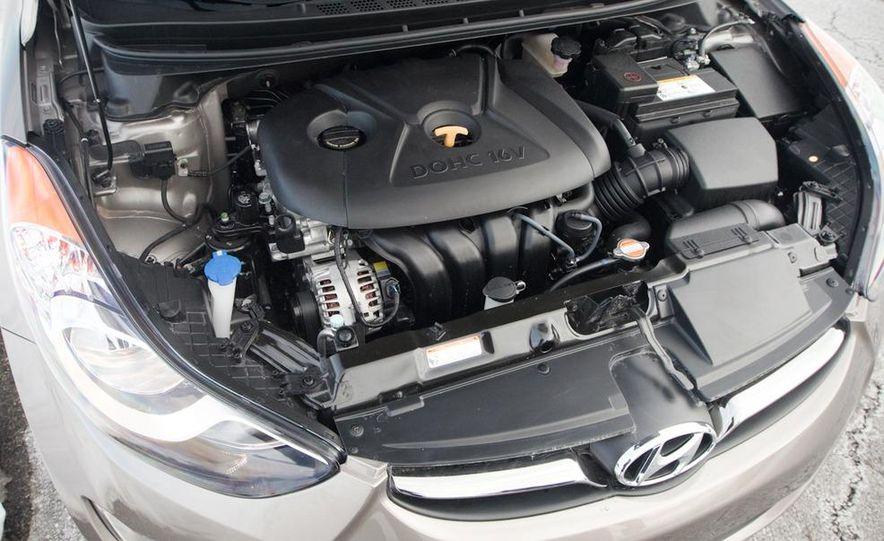 2012 Hyundai Elantra coupe (spy photo) - Slide 37