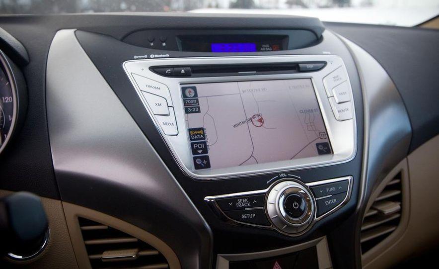 2012 Hyundai Elantra coupe (spy photo) - Slide 26