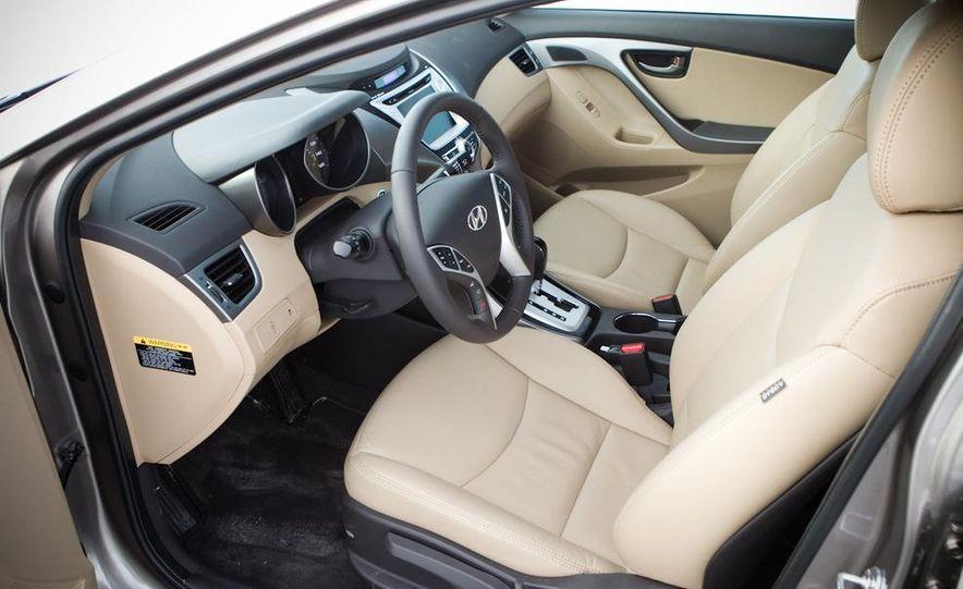 2012 Hyundai Elantra coupe (spy photo) - Slide 35