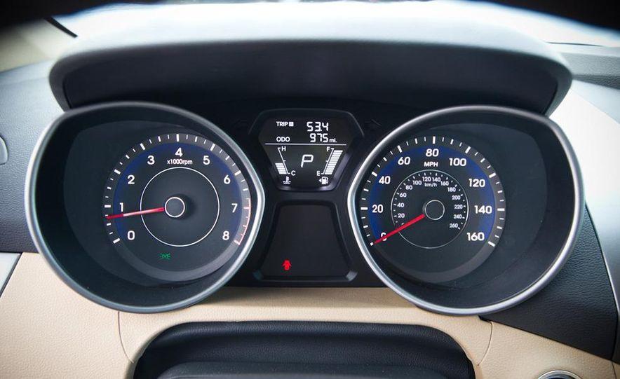 2012 Hyundai Elantra coupe (spy photo) - Slide 27