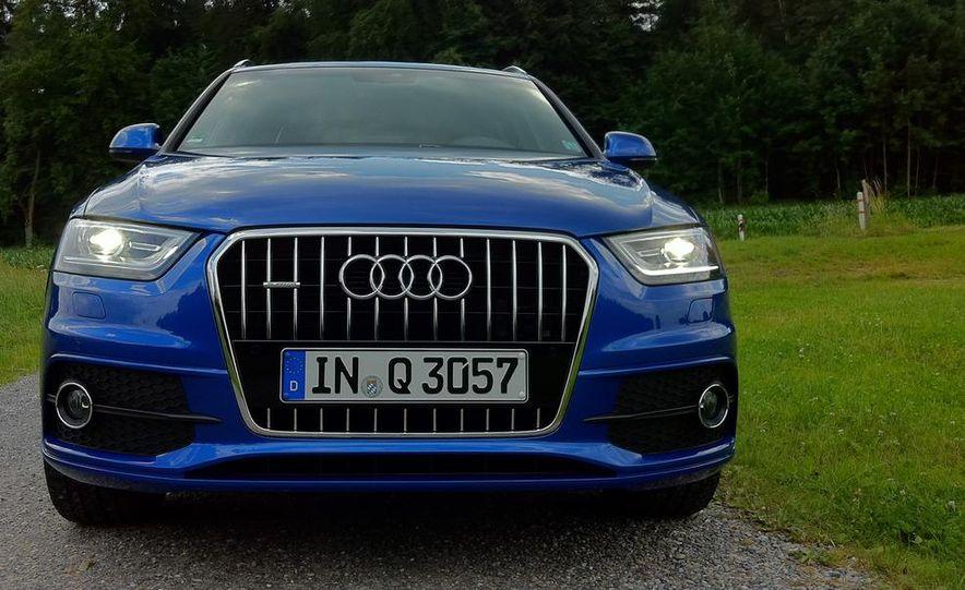 2012 Audi Q3 S-line - Slide 4