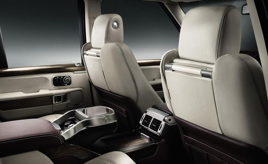 2013 Land Rover Range Rover (spy photo) - Slide 20