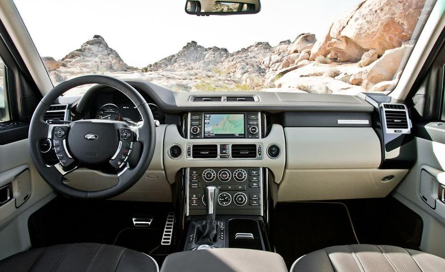 2013 Land Rover Range Rover (spy photo) - Slide 22