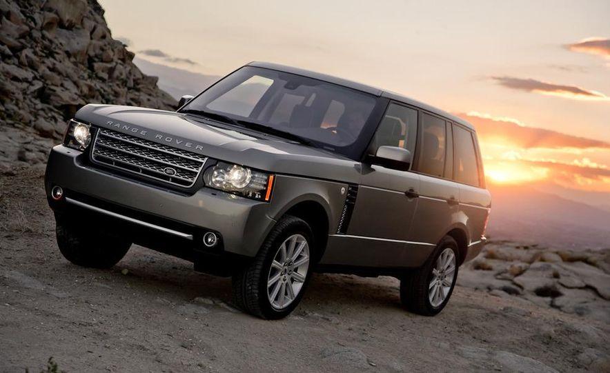 2013 Land Rover Range Rover (spy photo) - Slide 17
