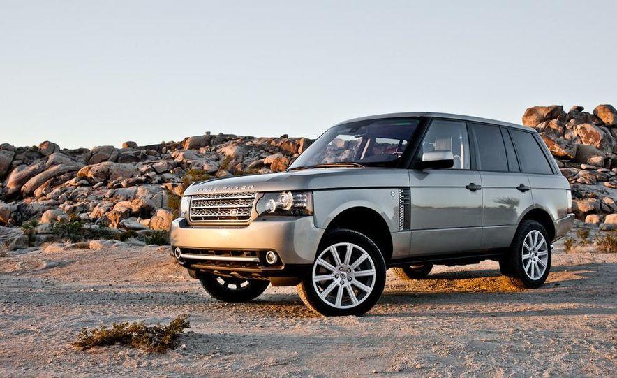 2013 Land Rover Range Rover (spy photo) - Slide 18