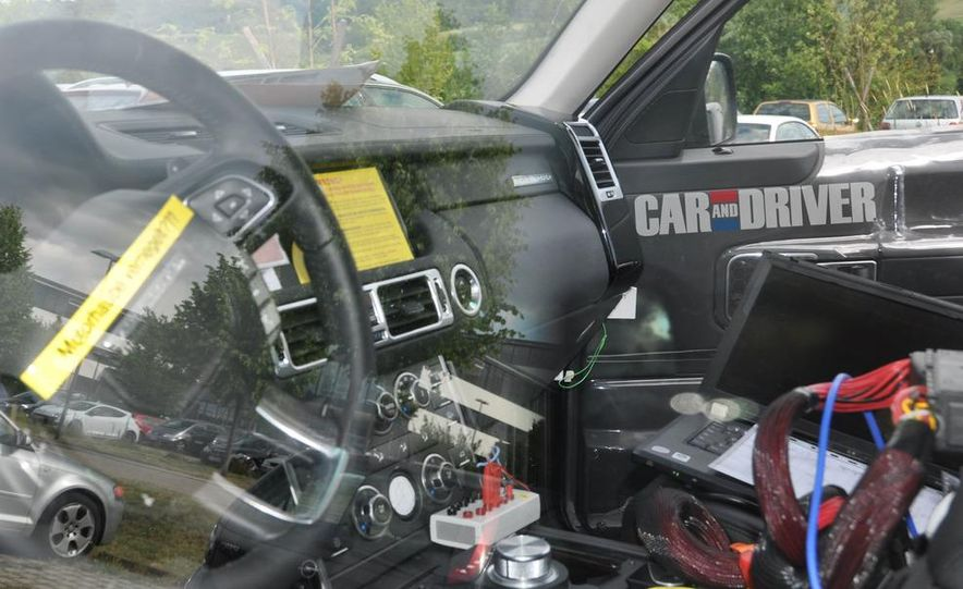 2013 Land Rover Range Rover (spy photo) - Slide 15