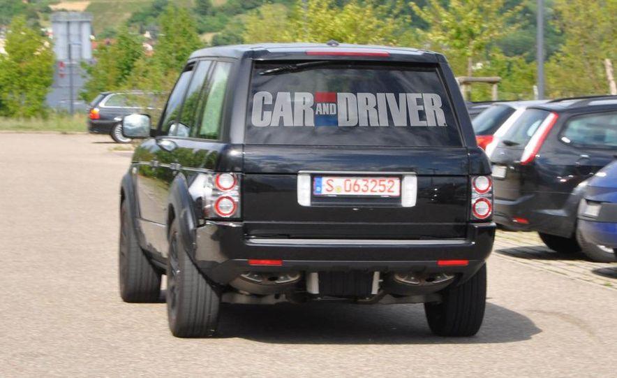 2013 Land Rover Range Rover (spy photo) - Slide 14