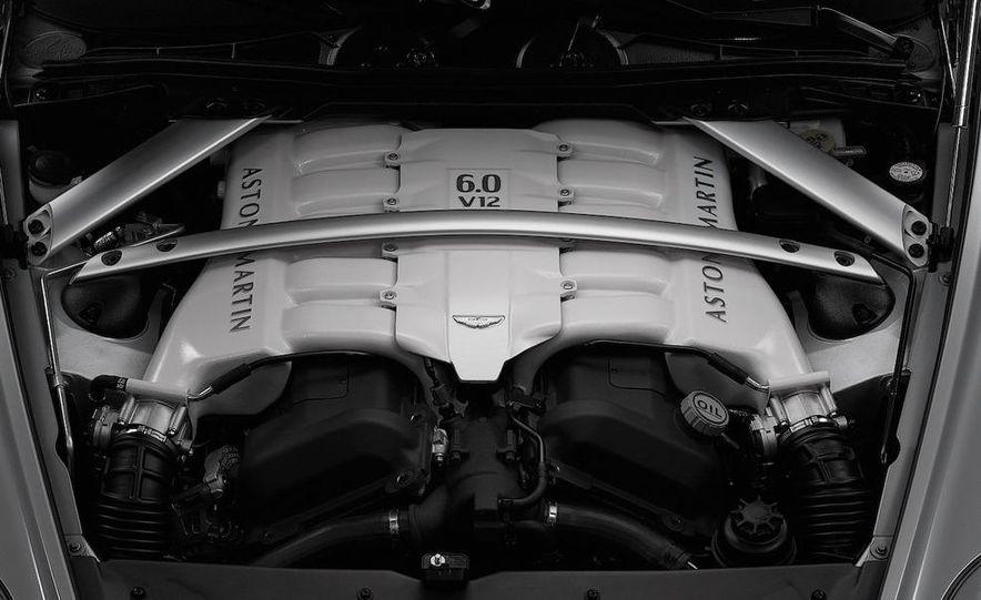 2013 Aston Martin DB9 (spy photo) - Slide 30