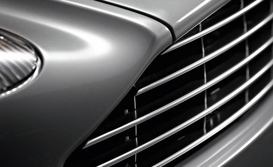 2013 Aston Martin DB9 (spy photo) - Slide 25