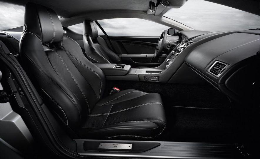 2013 Aston Martin DB9 (spy photo) - Slide 27