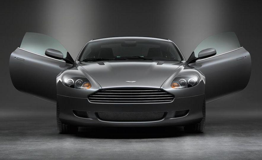 2013 Aston Martin DB9 (spy photo) - Slide 14