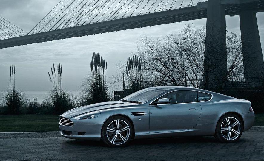 2013 Aston Martin DB9 (spy photo) - Slide 20
