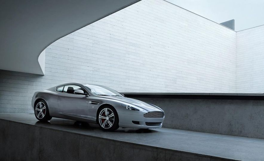 2013 Aston Martin DB9 (spy photo) - Slide 22