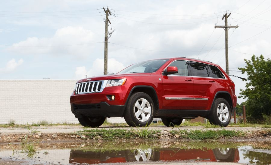 2011 Jeep Grand Cherokee V6 Laredo 4X4