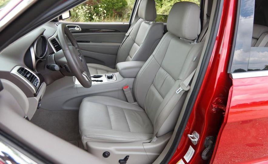 2011 Jeep Grand Cherokee V6 Laredo 4X4 - Slide 71