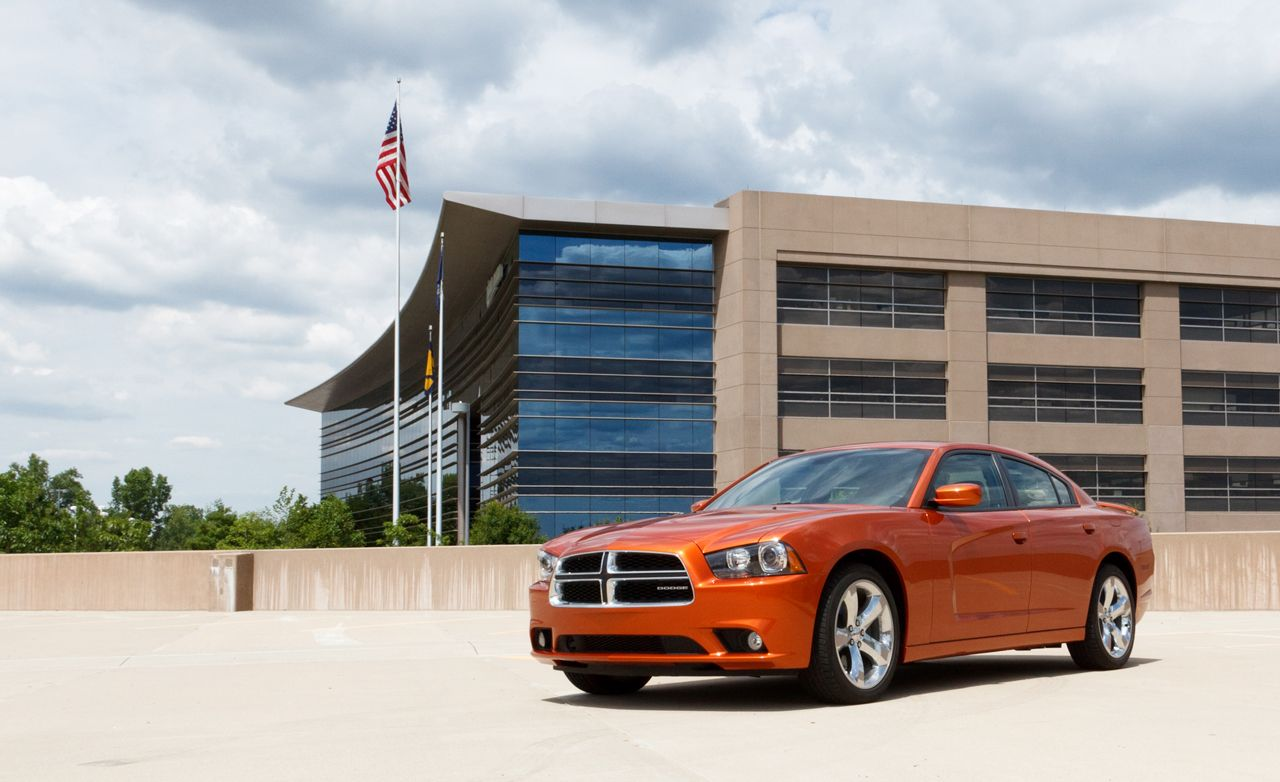 2011 Dodge Charger V6 Test Ndash Review Car And Driver Challenger Engine Diagram