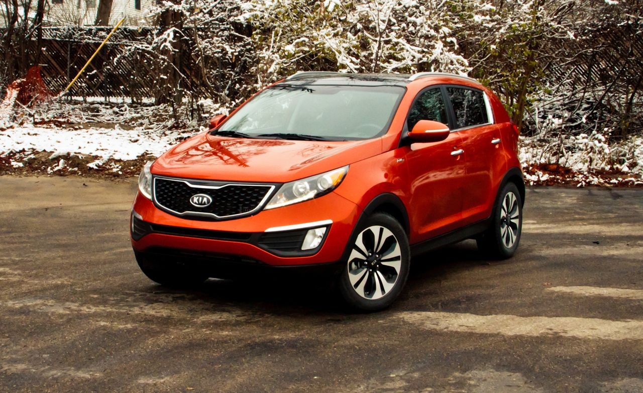 2011 kia sportage sx awd long term test review car and driver photo 413195 s original - 2011 Kia Sportage Sx