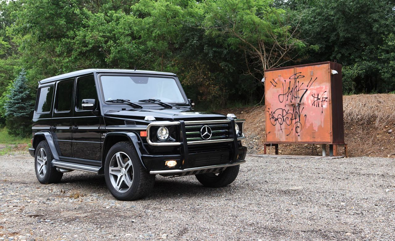 2013 mercedes benz g63 amg first drive review car and driver