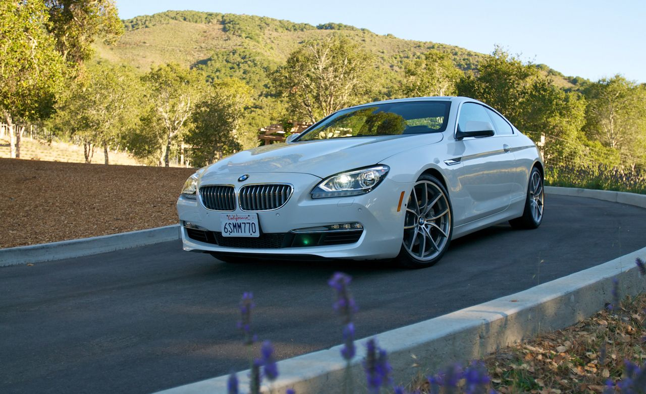 2012 bmw 650i coupe first drive – review – car and driver