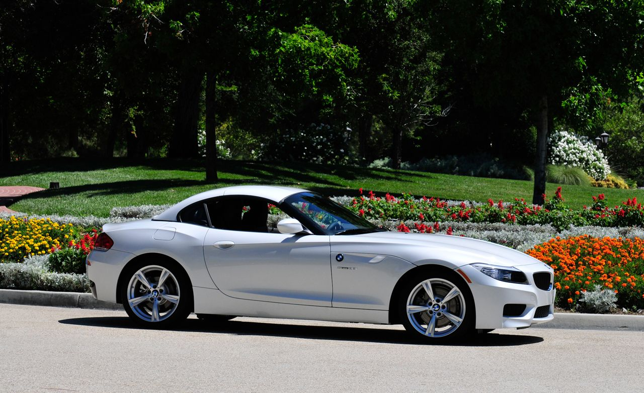 2012 Bmw Z4 Sdrive28i First Drive Review Car And Driver