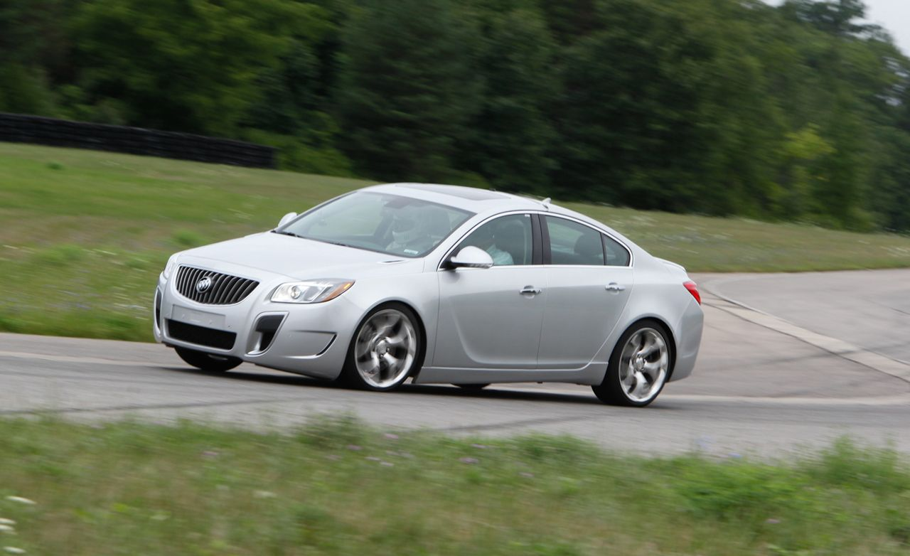 Buick Regal: Tire Designations
