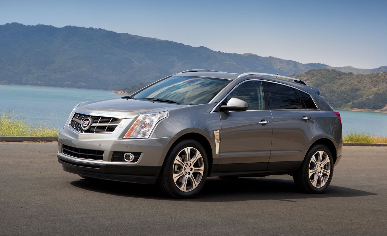 2012 Cadillac Srx First Drive Review Car And Driver