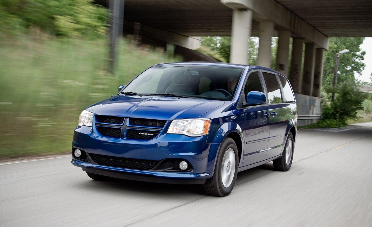 Dodge caravan 2012 reviews