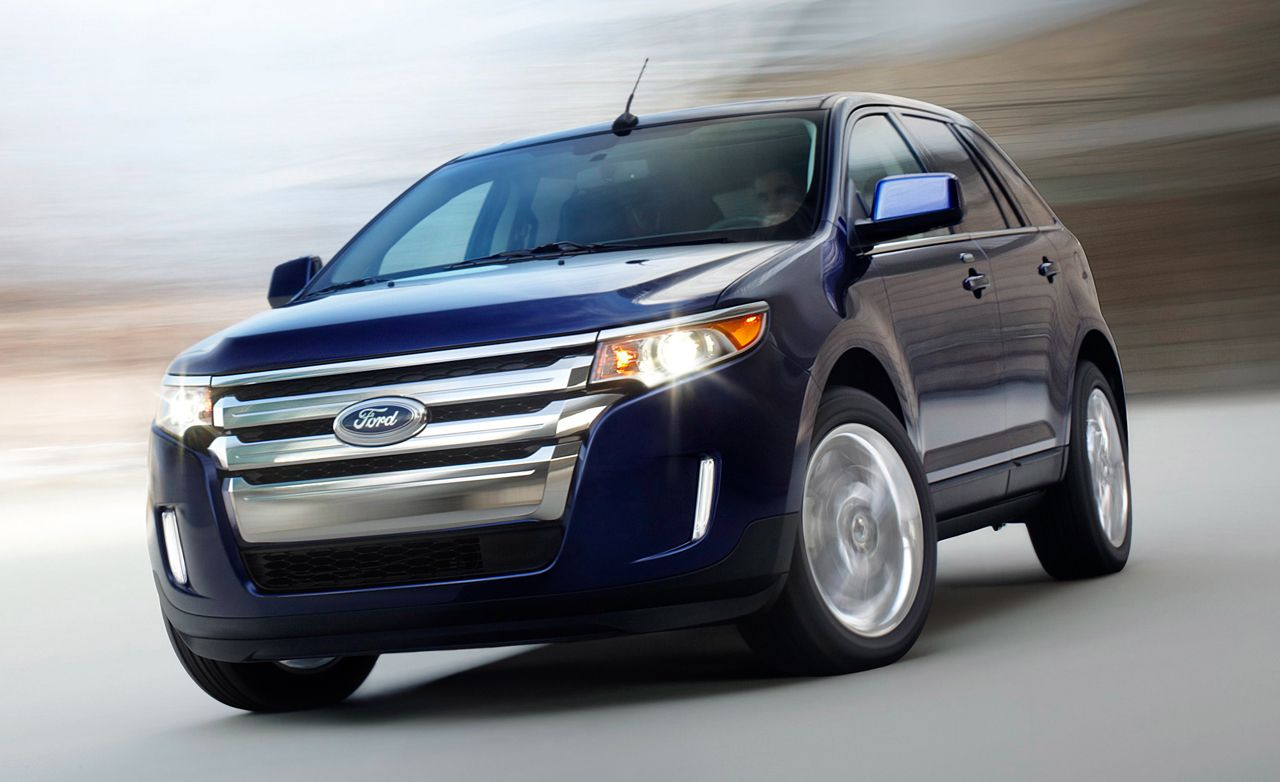 Ford Edge  L Ecoboost