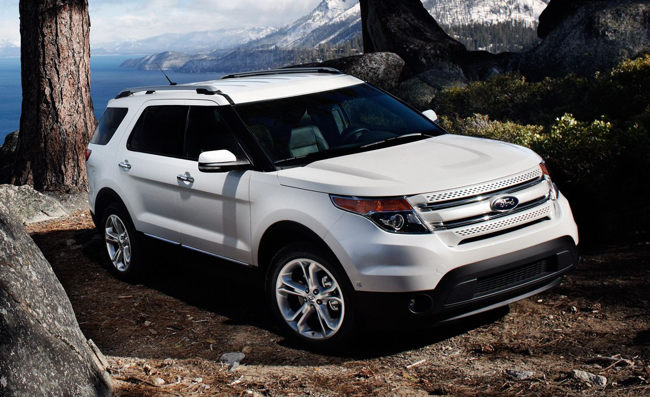 2012 Ford Explorer EcoBoost | Review | Car and Driver