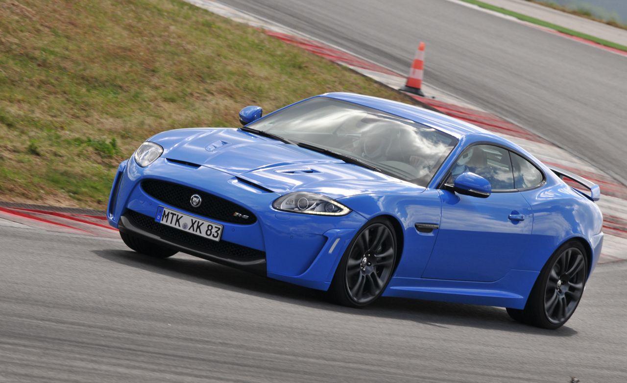 2012 jaguar xk specs