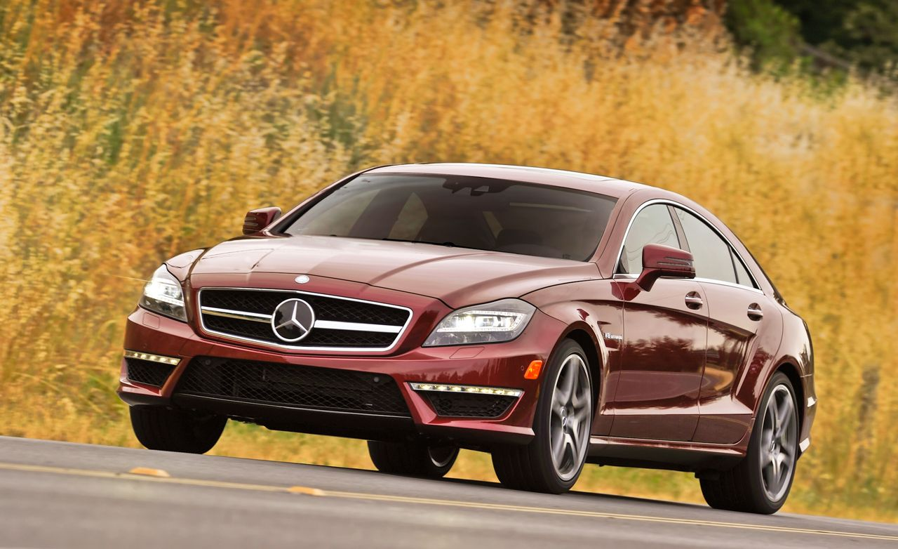 2012 mercedes-benz cls63 amg road test – review – car