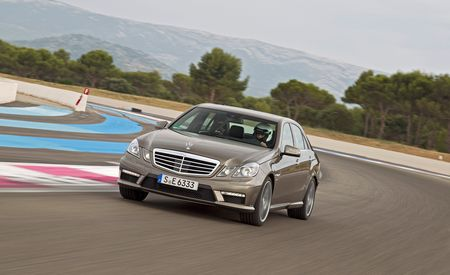 2012 Mercedes-Benz E63 AMG Sedan and Wagon