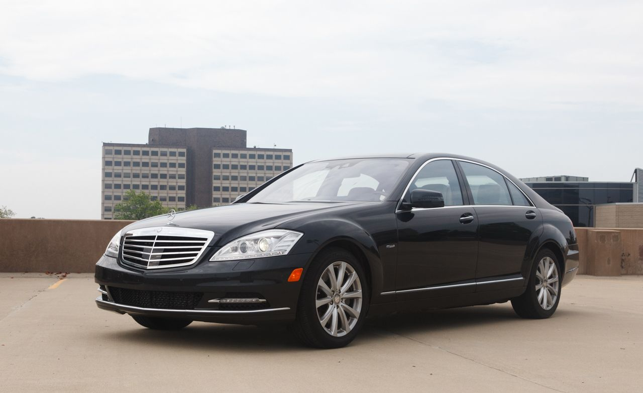 2012 Mercedes Benz S350 Bluetec Diesel Road Test Review