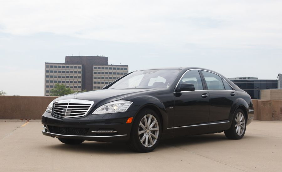 2012 mercedes benz s350 bluetec diesel road test review for Mercedes benz s350 bluetec