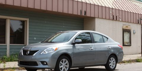 nissan versa manual transmission review