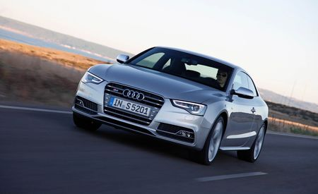 2013 Audi S5 3.0T Coupe